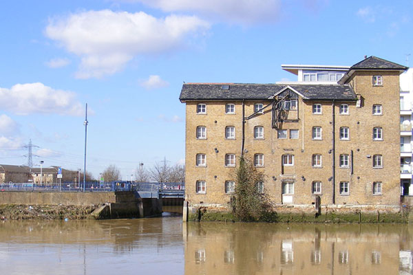 Barking Town Quay - the Mill Pond