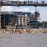 London Kayakathon 2014: a Thames marathon by kayak