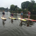 New SUP club for Eel Pie Island in Twickenham