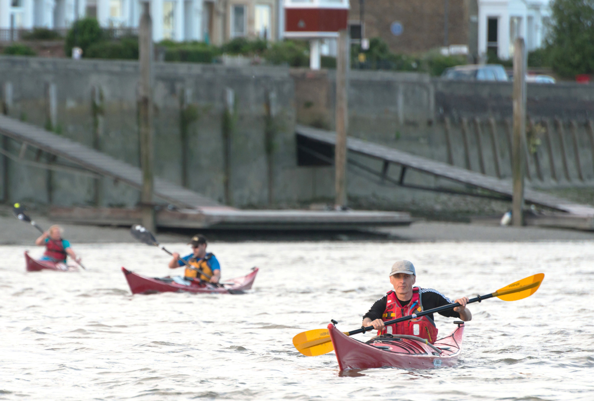 Port of London's Vulnerable River Users Campaign