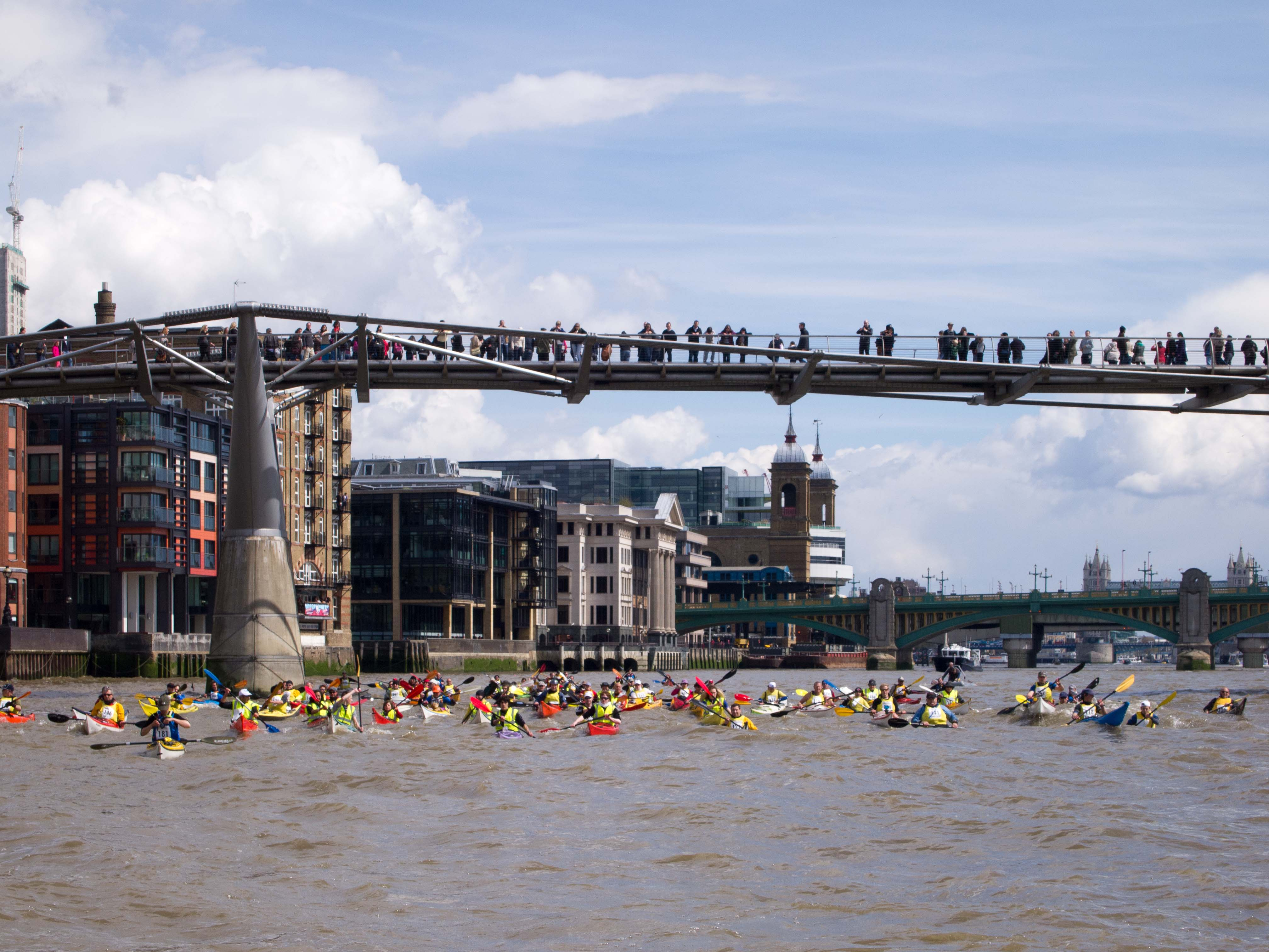 London Kayakathon