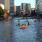 Give kayaking a go with free taster sessions Sunday 12th June