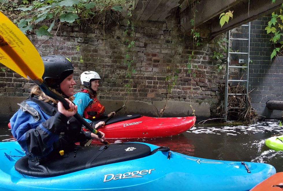 Kayaking-Wandle-by-pipes