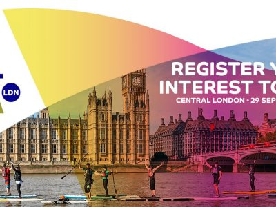 Regatta London: Paddlers to take over the Thames this September